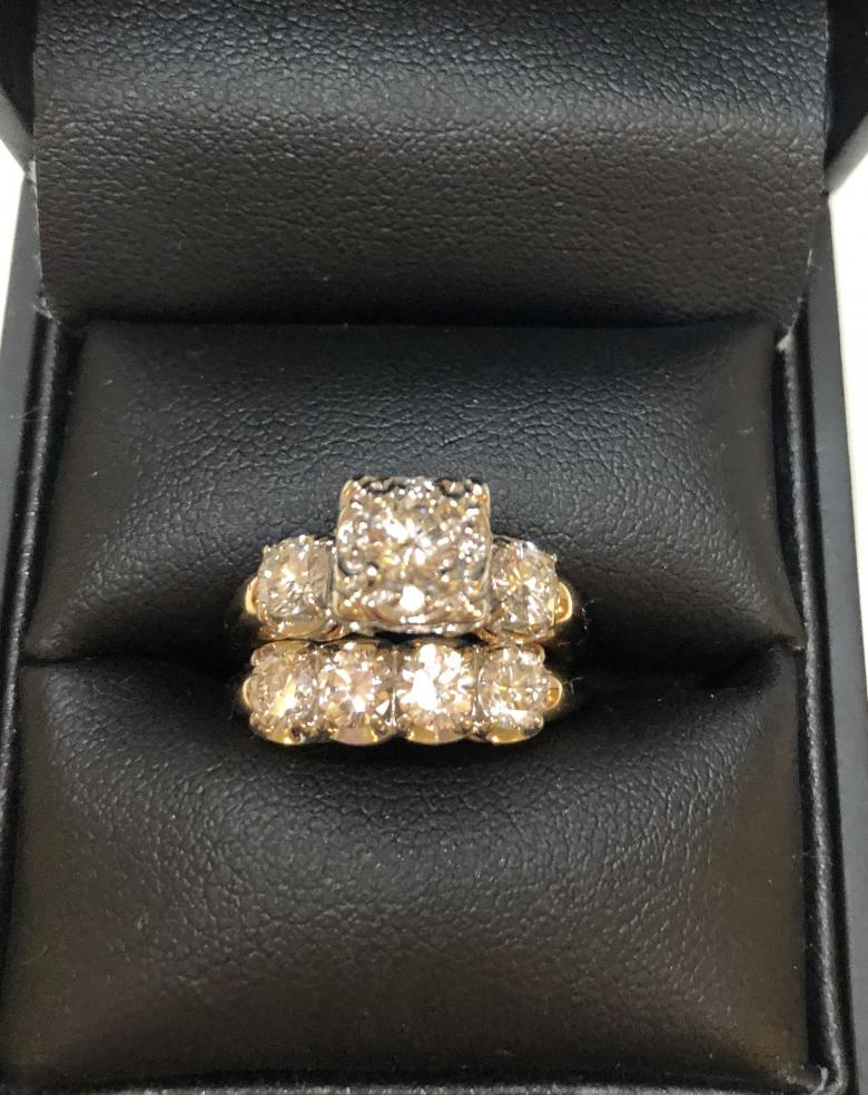 1.67 Ct Total Weight