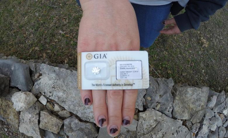 *GIA Report & Laser