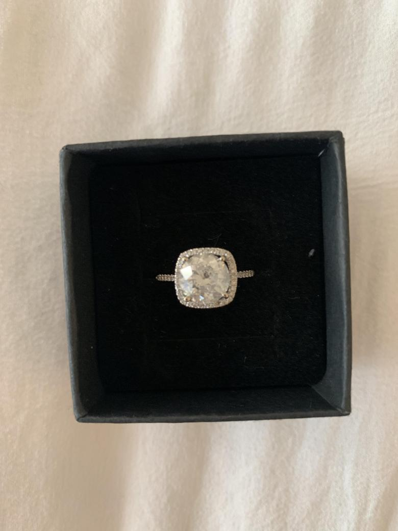 2.50 Carat Cushion Cut
