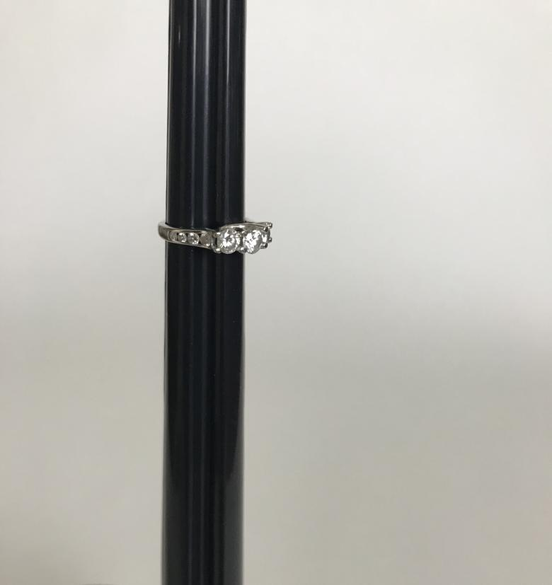 Helzberg Engagement ring with