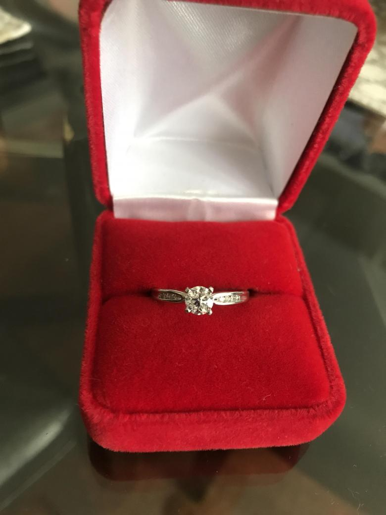 .64 TW Diamond Engagement