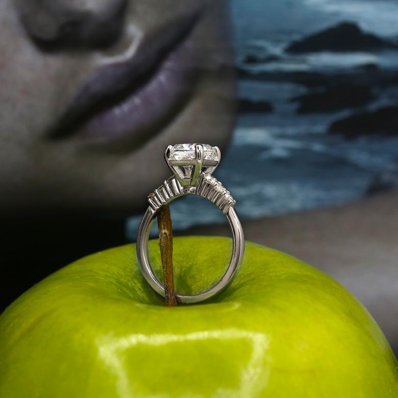 Certified Natural cushion engagement