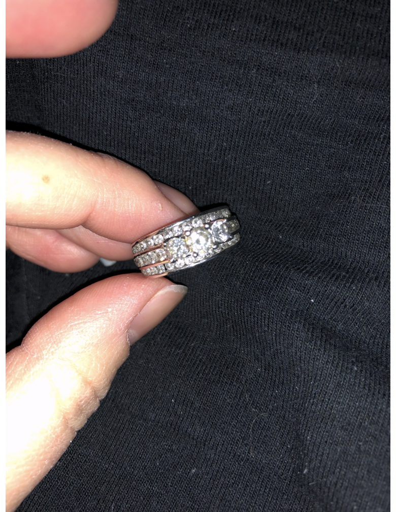Zales Beautiful Engagement Ring!