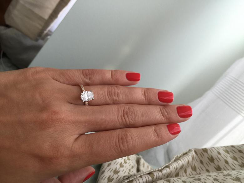 Rare GIA-certified 1.54 Oval
