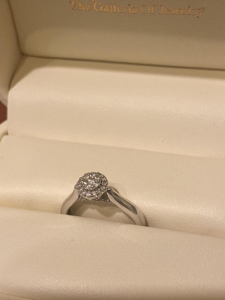 Jared Engagement/ Promise Ring