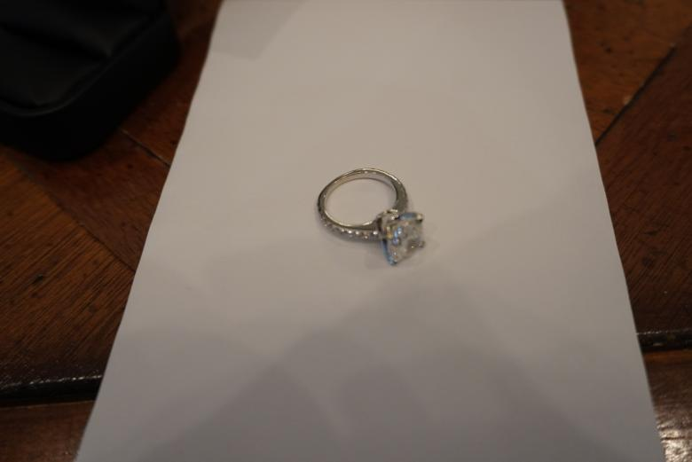 Beautiful Cushion cut Diamond