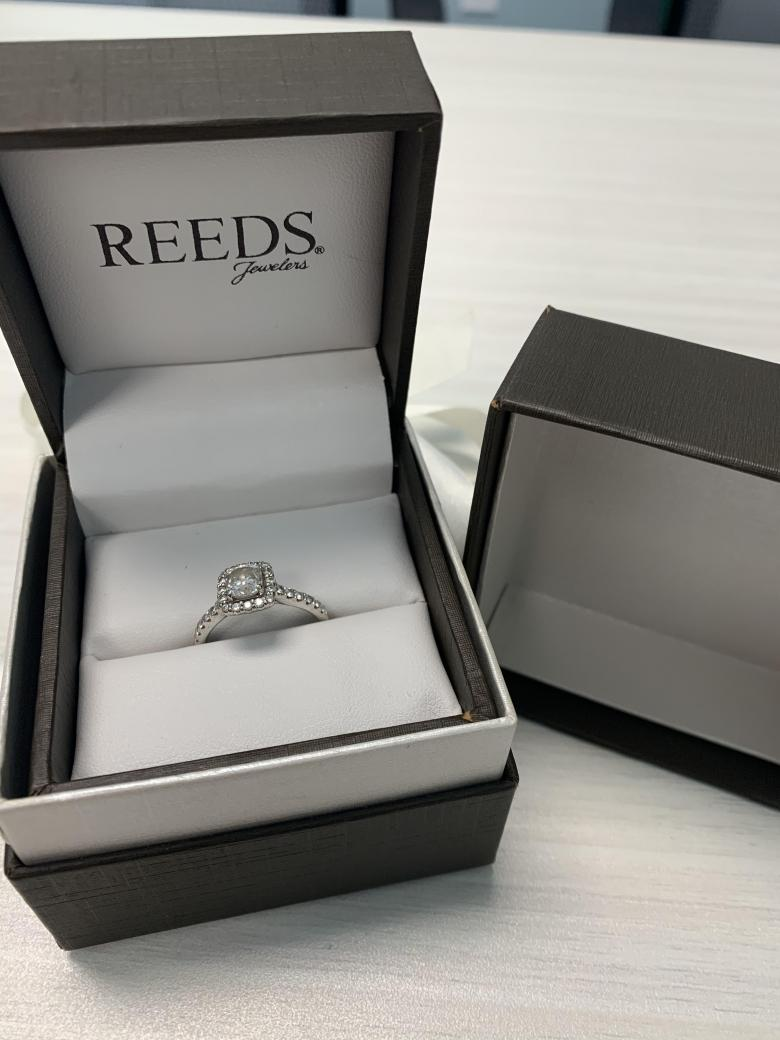 Reeds Jewelers Engagement Ring
