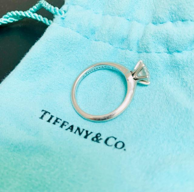 TIFFANY & CO diamond