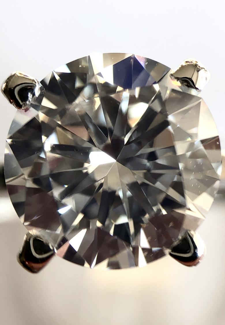 **VIDEO** 2.54ct HRD Certified