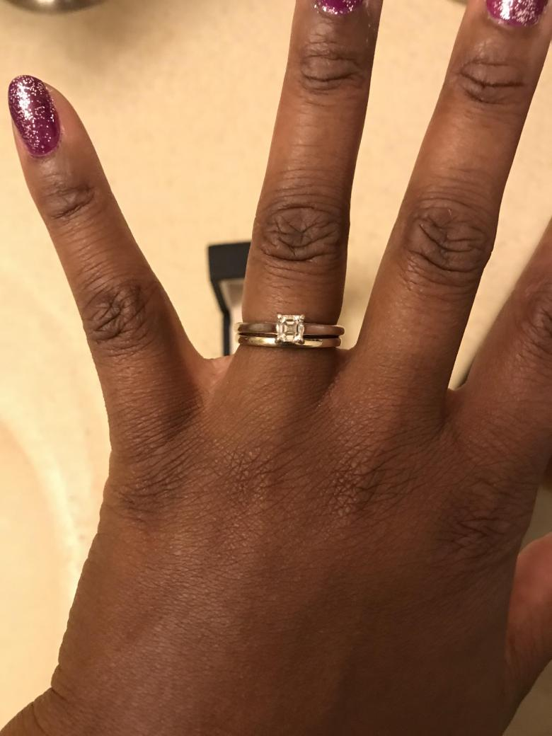 Engagement Ring in