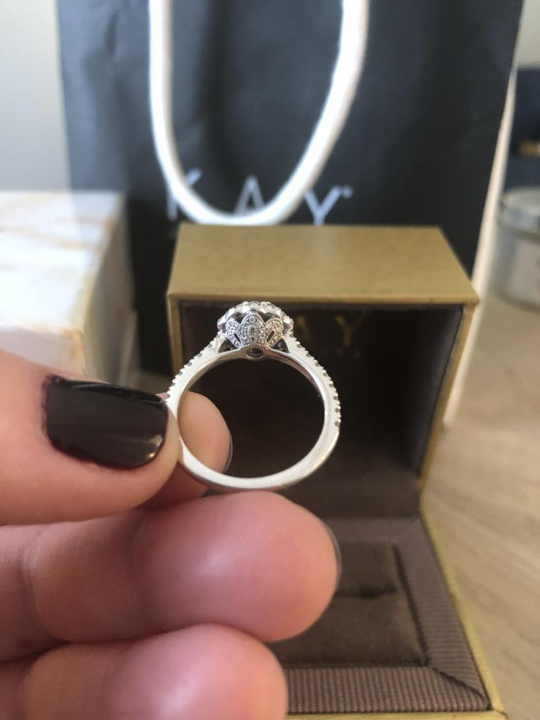 Kay Jewelers Stunning Engagement