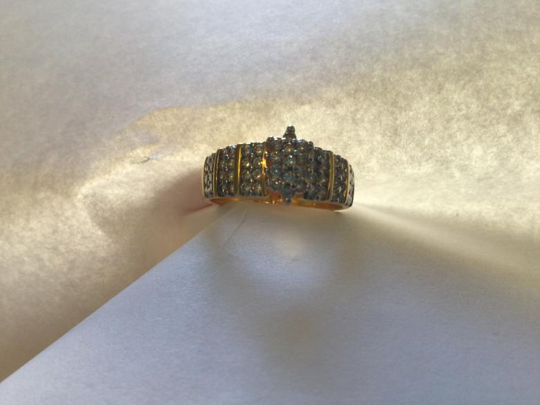 Beautiful Vintage Yellow Gold