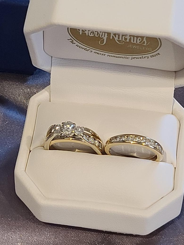 Engagement Ring and Wedding