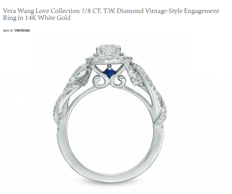 Vera Wang Love Collection