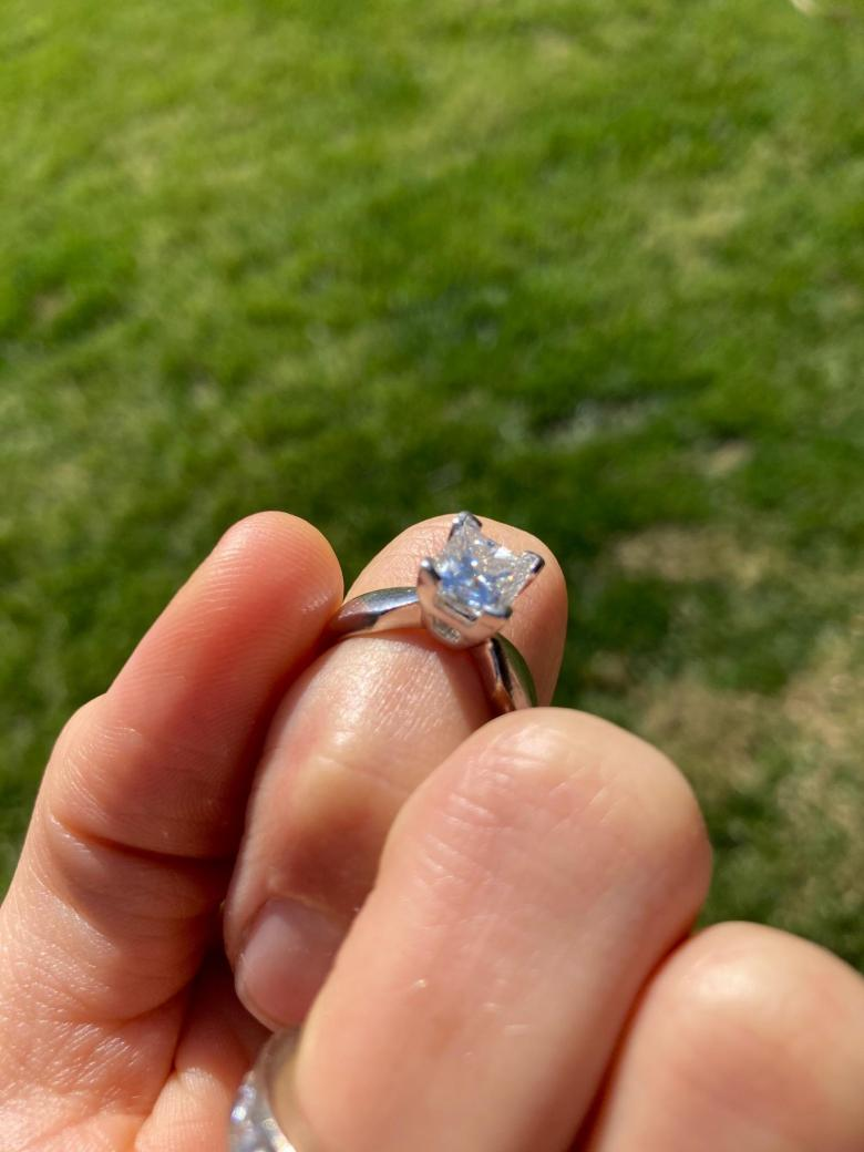 GIA Certified 2.38 ct