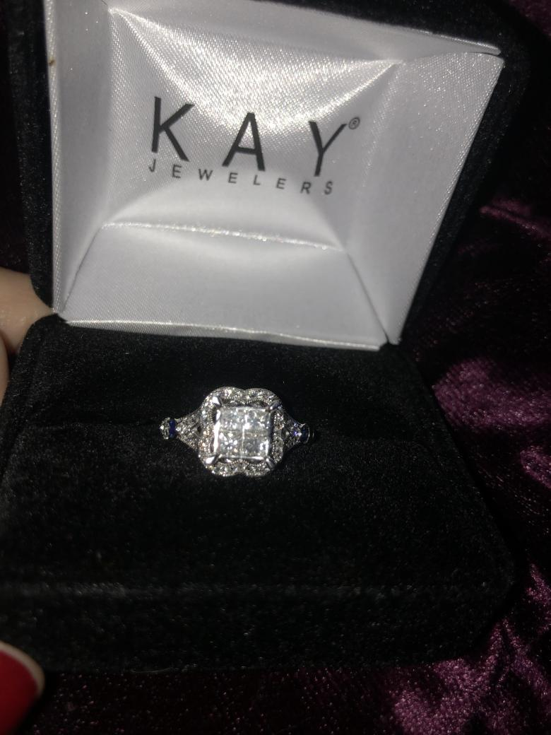 Kay's Ring very pretty