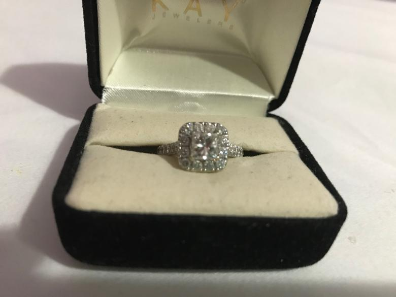 Kay Jewelers Engagement ring
