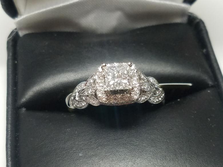 Niel Lane Engagement Ring