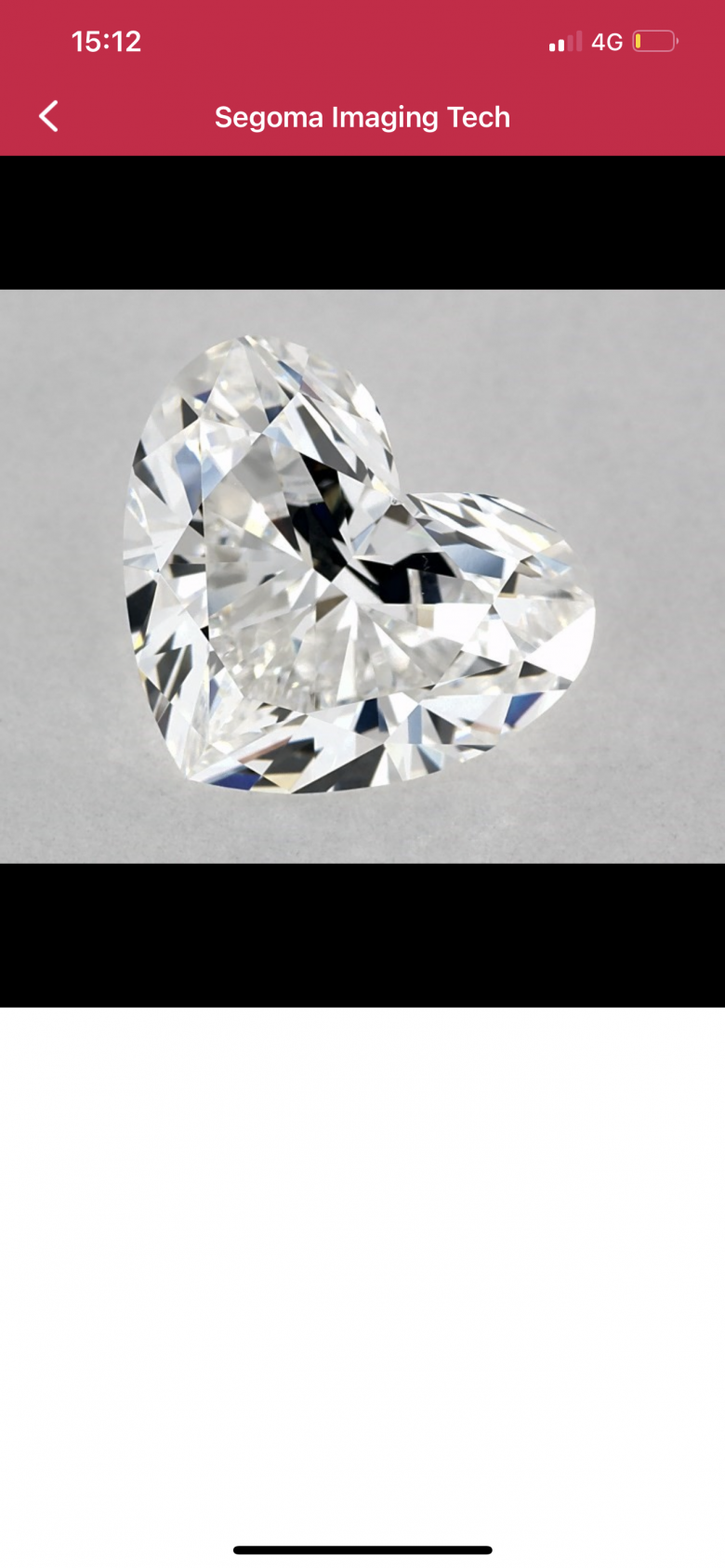 Loose Lab Grown Diamond