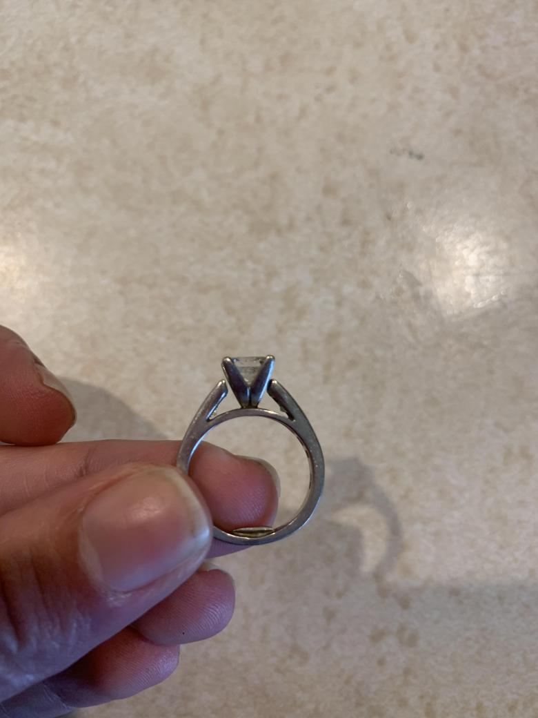 GIA Certified 1.21ct Center