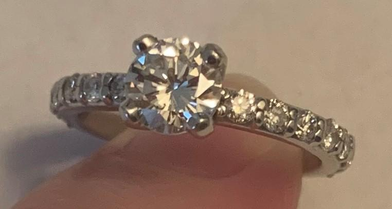 Engagement Ring, purchased never