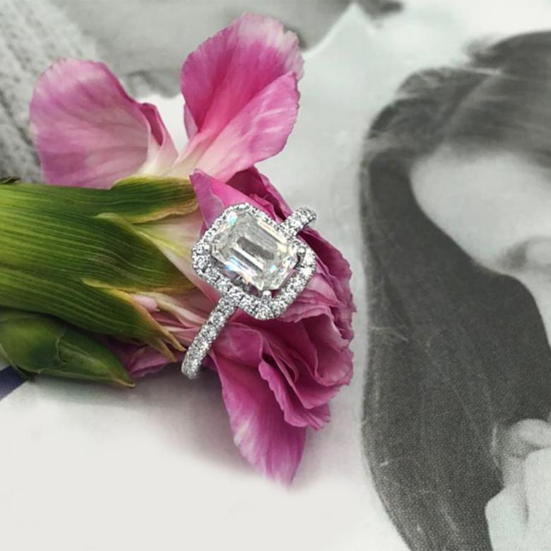 VIDEO!!! Diamond Ring with