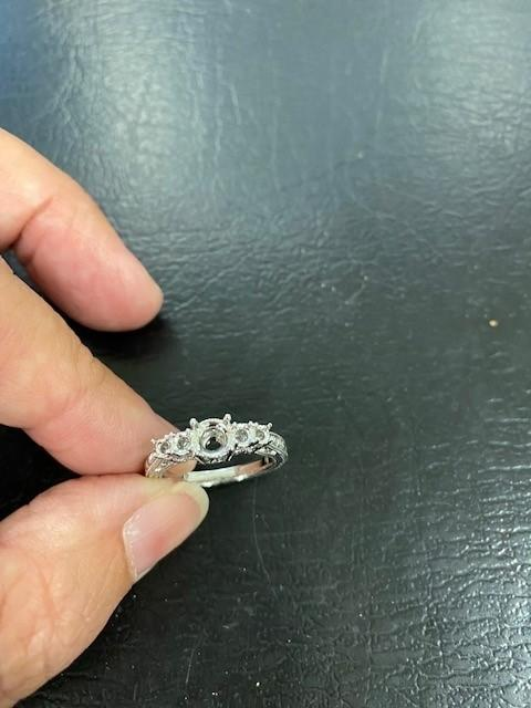 Engagement Ring  W/O