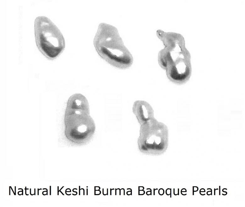 Natural Keshi Burma Baroque