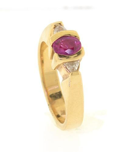14KT Yellow Gold Ring