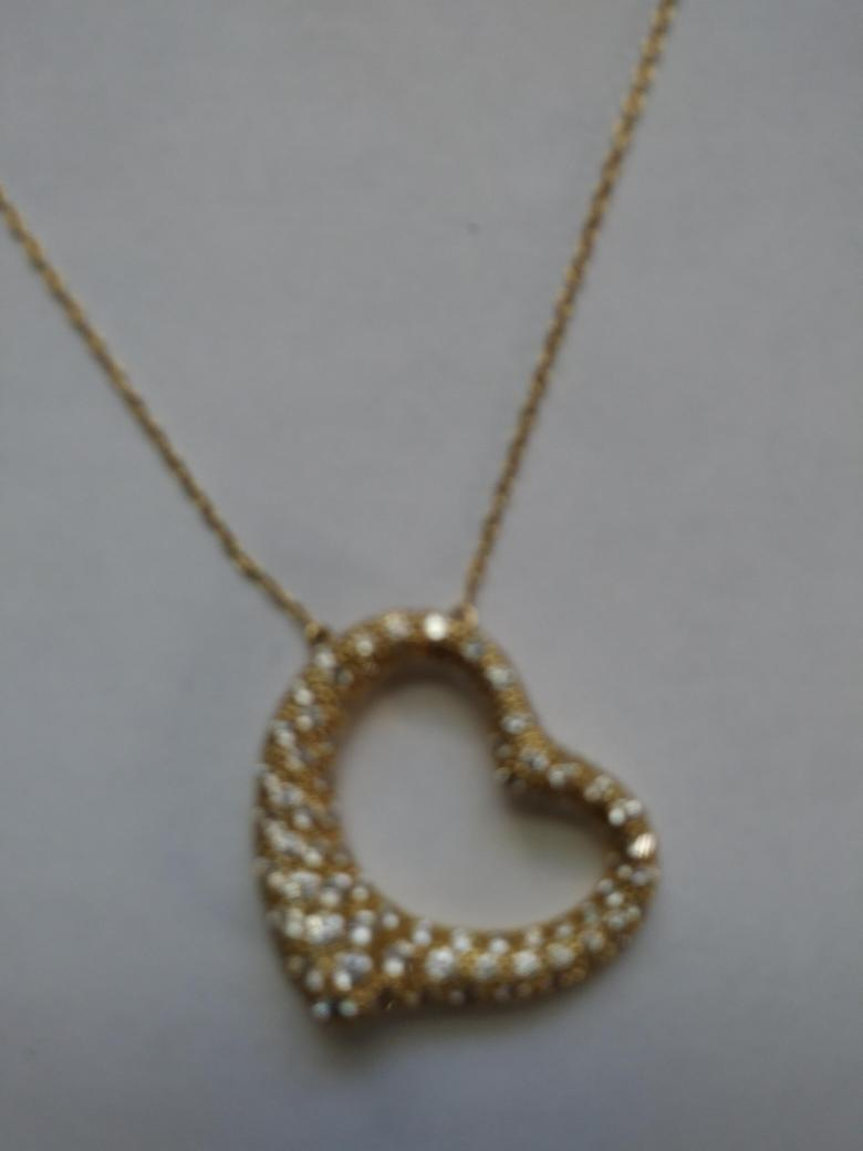 18k gold Tiffany &