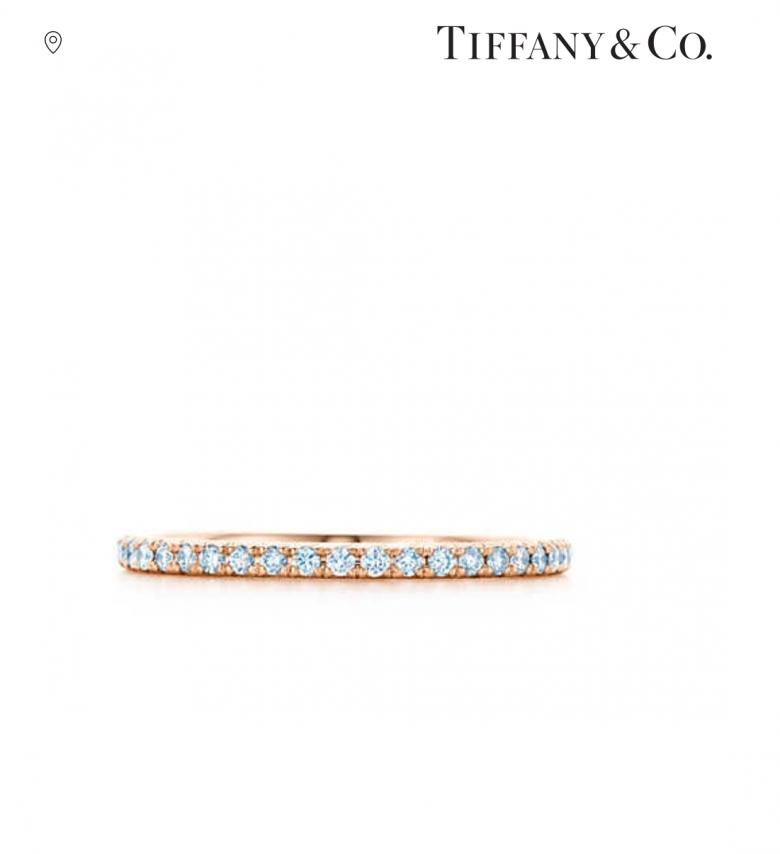 4984d95b8 Tiffany & Co. Metro Ring in Rose Gold | I Do Now I Don't