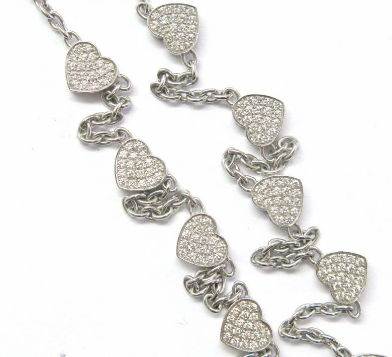 Chopard 18Kt Amore Hearts