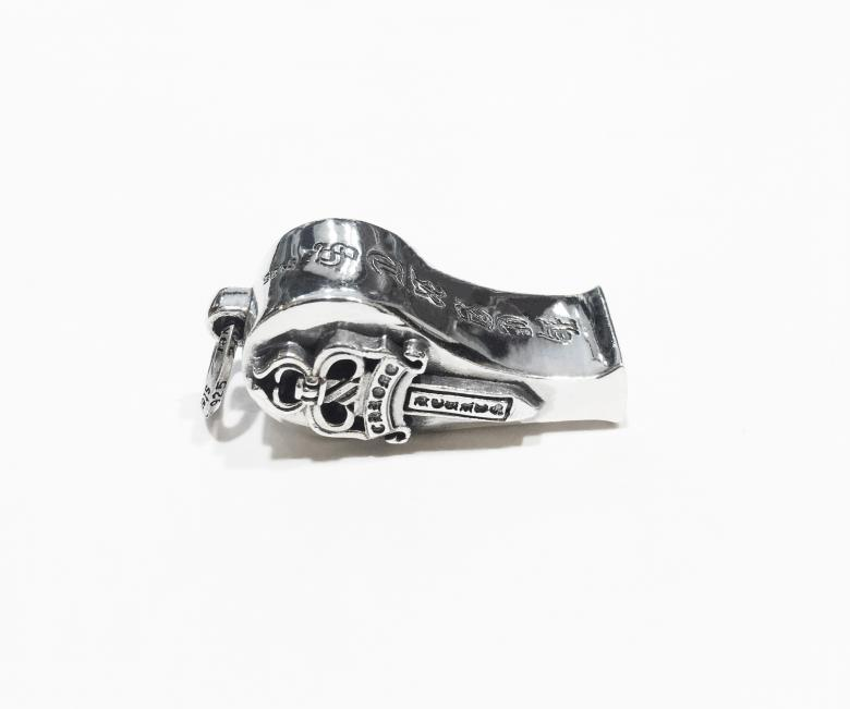 Chrome Hearts Silver Whistle