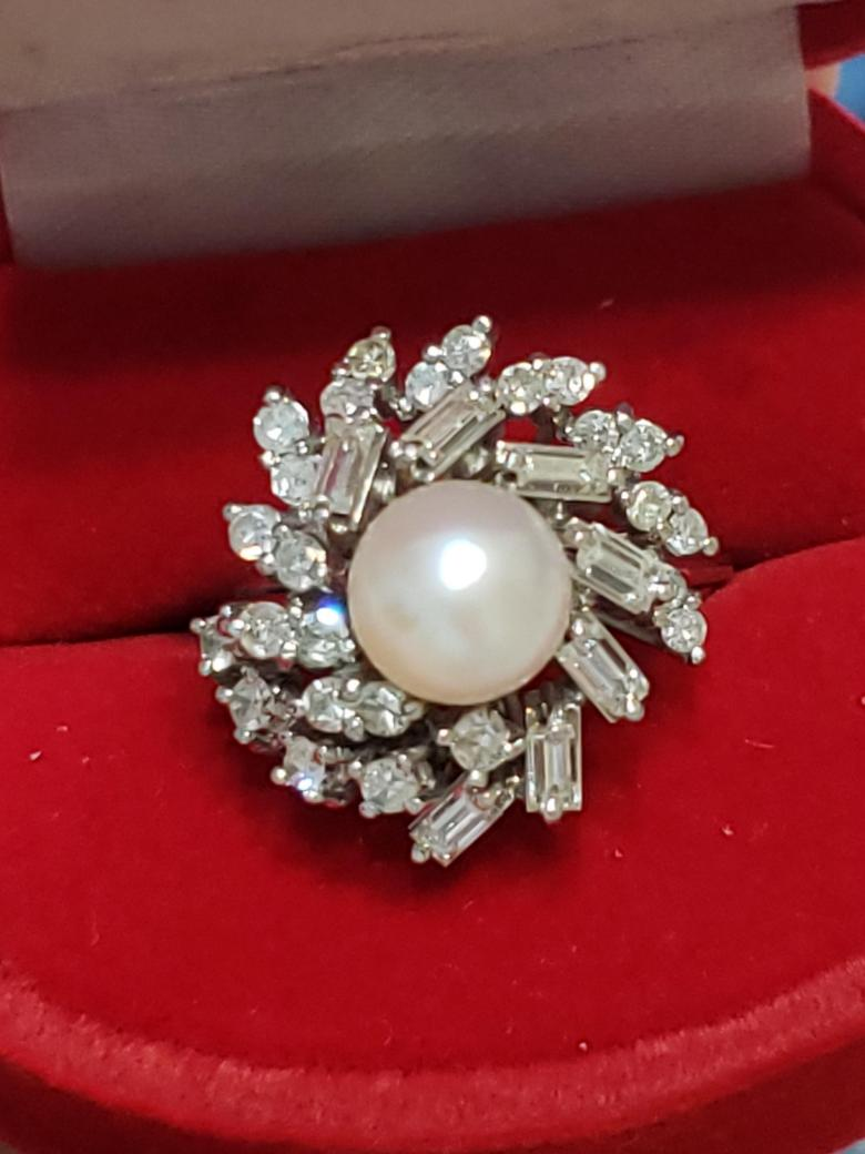 RING Cultive Pearl Center