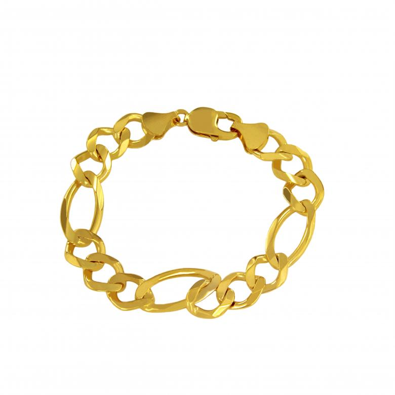 14k Yellow Gold Link