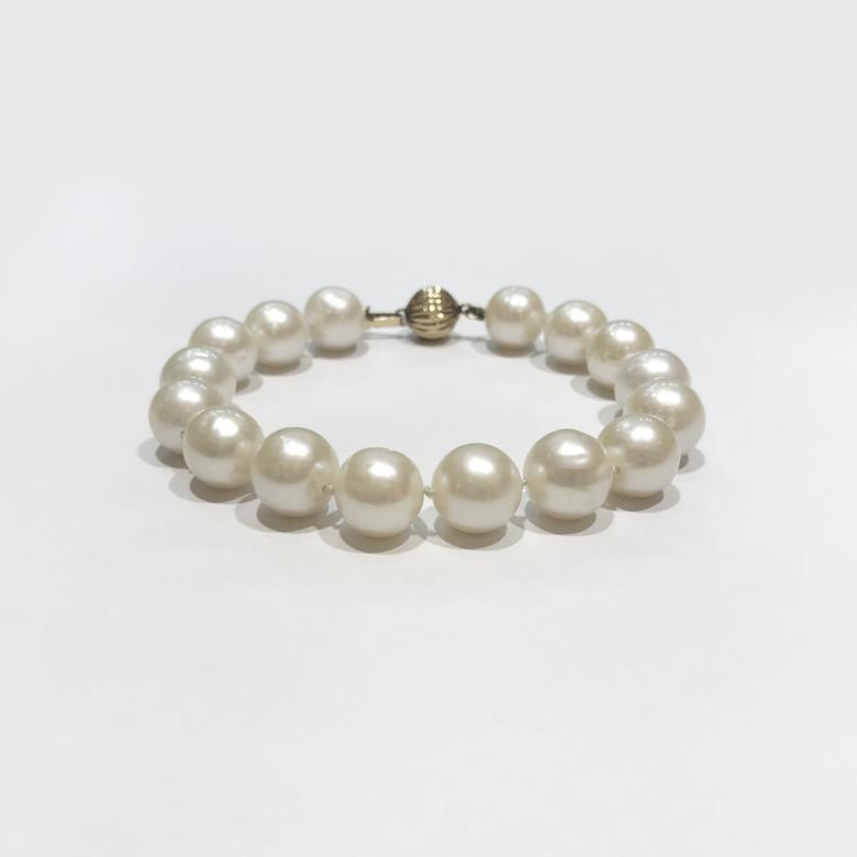 Freshwater Pearl Bracelet with