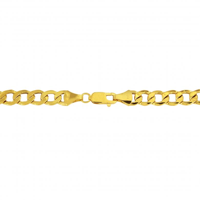 Cuban Chain 10k Yellow