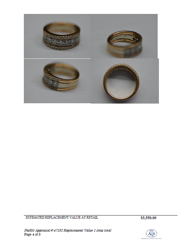 14K Two Tone with