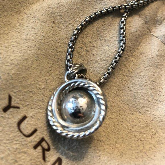 David Yurman Pearl Crossover