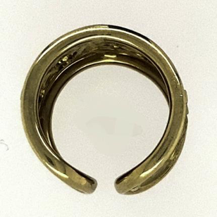 Embossed Horse Ring