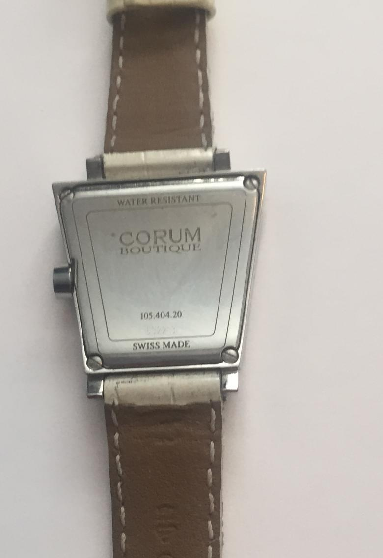 Corum Trapeze Ladies Watch
