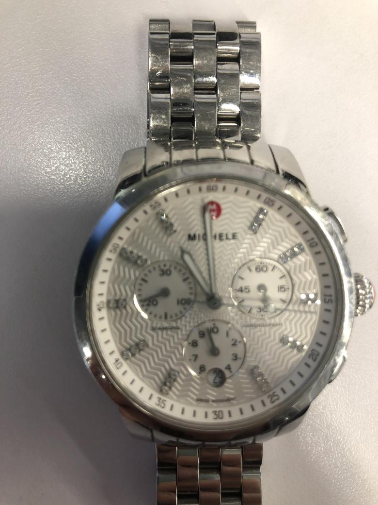 Michele  Stainless Steel