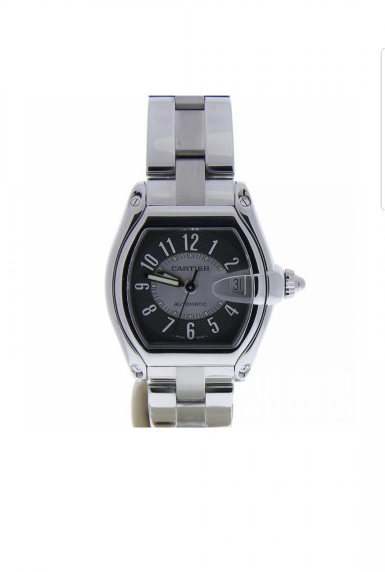 Cartier Roadster 2510 With