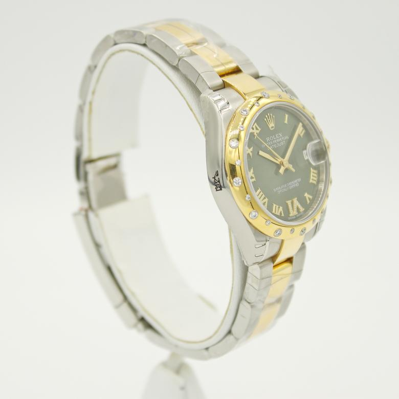 Rolex Datejust 31mm Two-Tone
