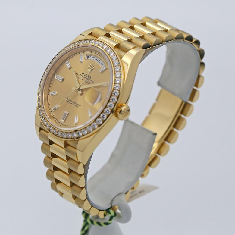 Mens Rolex Day-Date 40mm