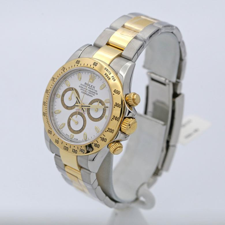 Men's Rolex Daytona Rolesor