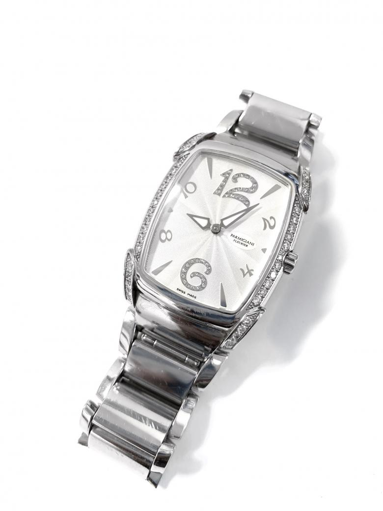 Parmigiani Lady's Steel Watch
