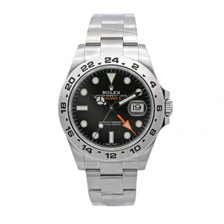 Mens Rolex Explorer II