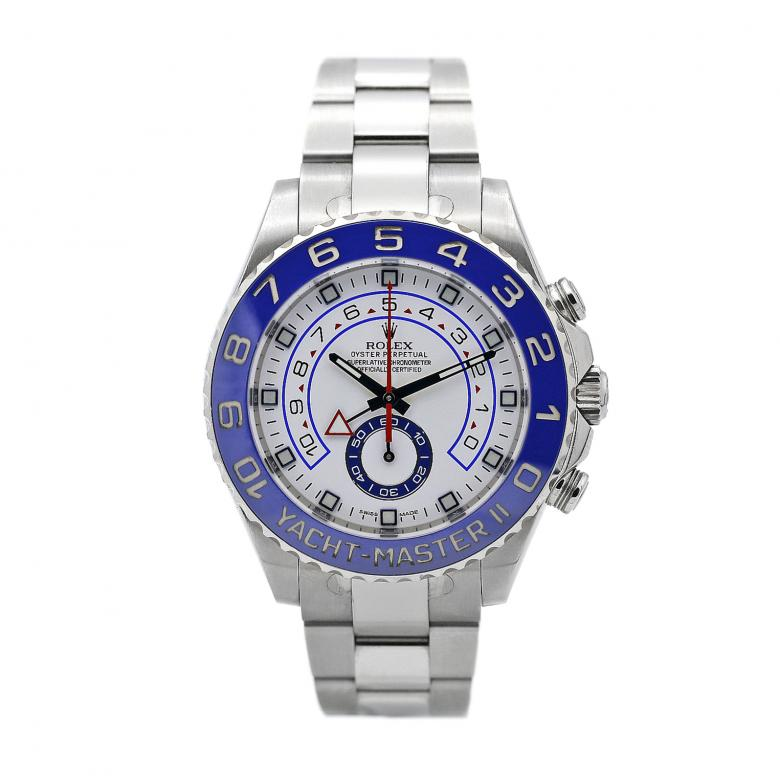 Rolex Yacht-Master II Stainless