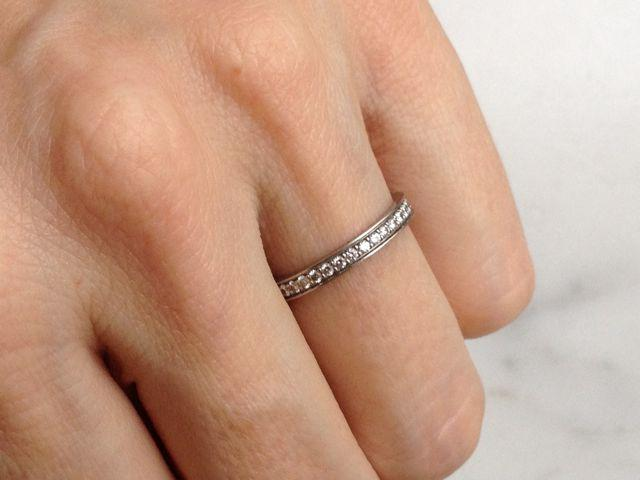 Cartier Ballerine Diamond Wedding Band Retail 6 200 Prev Next